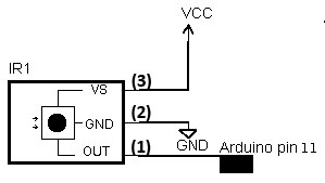 IR-RemoteControl - ArduinoInfo