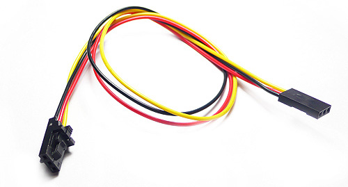 3 wire Latched Flat cables arduinoinfo
