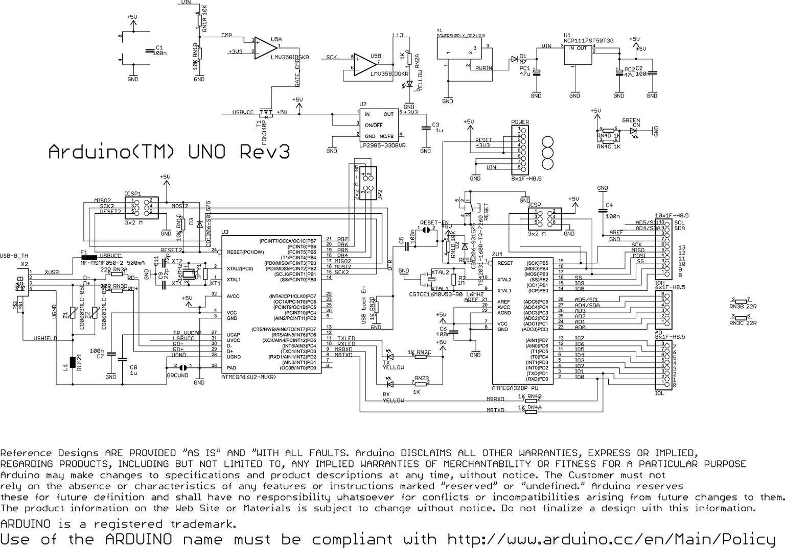 Arduinoboarddetails