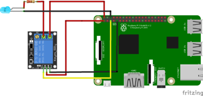 Using NodeRED on Raspberry Pi for Relay and LED Control - ArduinoInfo